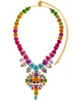 Santa Anna Rosary Necklace