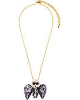 Santo Karl Chain Pendant Necklace