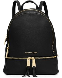 Rhea Zip Mini Backpack