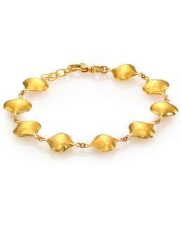 Clove 24k Yellow Gold Cielo All-around Bracelet