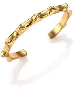 Thin Sun Cuff Bracelet