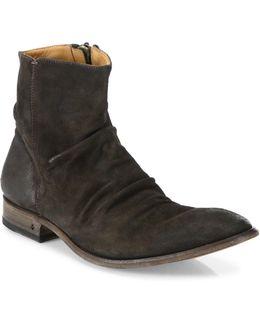 Morrison Suede Boots
