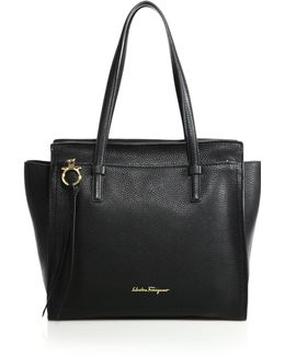 Amy Medium Soft Leather Tote