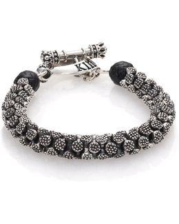 Sterling Silver Stingray Bracelet
