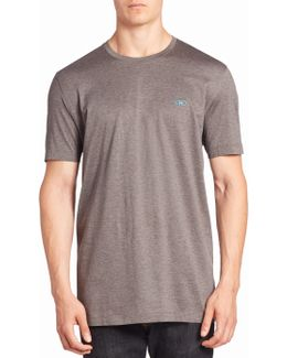 Short Sleeves Cotton Tee