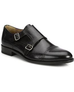 Double Monk-strap Shoes
