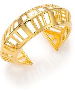 Cage Cuff Bracelet