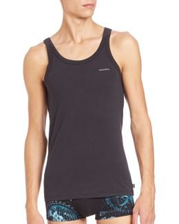 Signature Cotton Tank