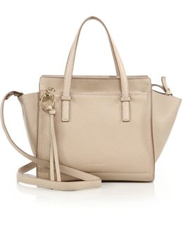 Amy Mini Soft Leather Tote