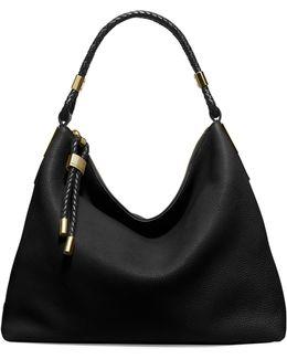 Skorpios Leather Hobo Bag