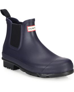 Original Chelsea Short Slip-on Rain Boots
