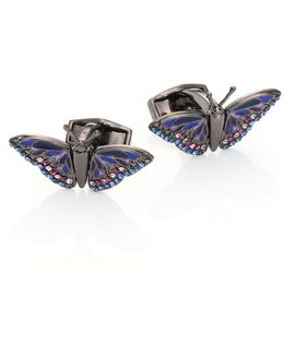 Butterfly Cuff Links
