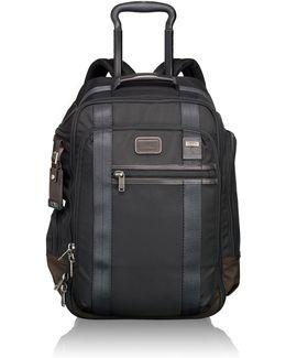 Alpha Bravo Peterson Wheeled Backpack