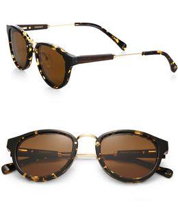 Ainsworth Round Sunglasses