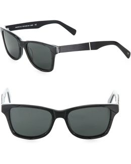 Canby 54mm Square Sunglasses