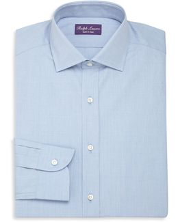 Aston Tailored Fit Cotton Dress Shirt