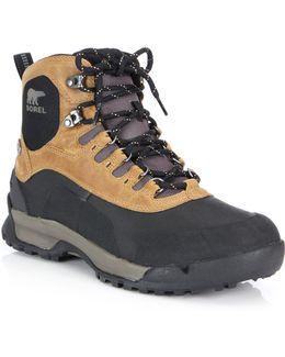 Paxson Nubuck Hiking Boots