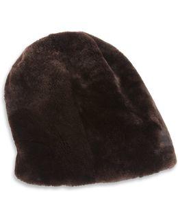 Lamb Fur Hat
