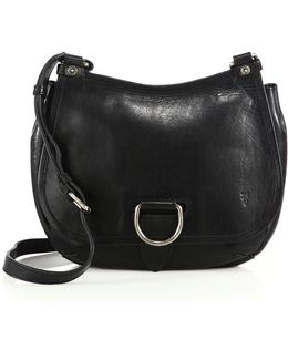 Amy Leather Crossbody Bag