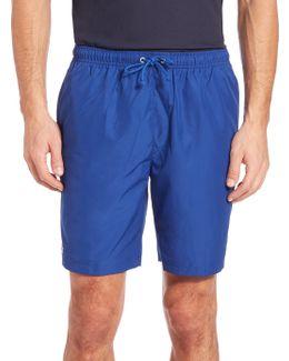 Jersey Diamond Weave Shorts