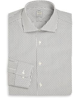 Regular-fit Stripe Dress Shirt