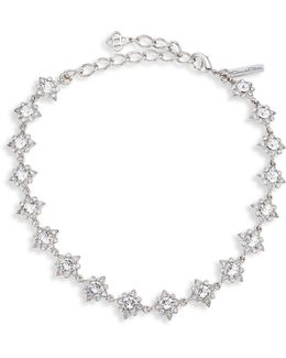 Delicate Star Crystal Necklace