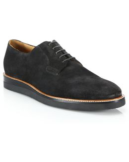 Dylan Suede Derby Shoes