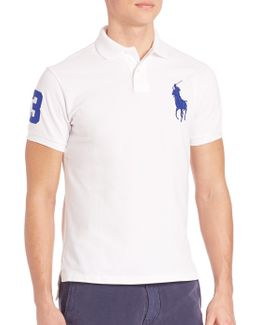 Big Pony Knit Polo