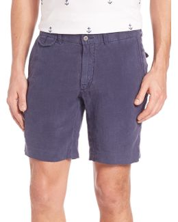 Briton Linen Shorts