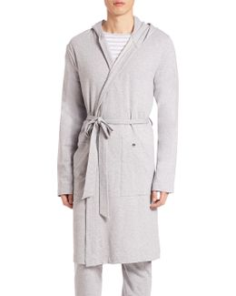 Luis French Terry Robe