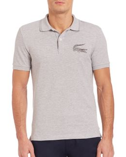 Robert George Short Sleeve Pique Polo