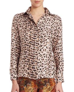 Joanna Silk Blouse