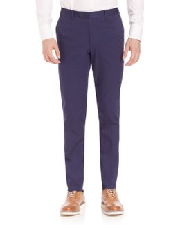 Solid Trousers