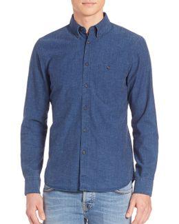 Organic Cotton Woven Shirt