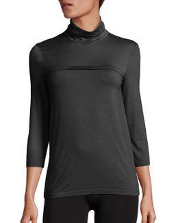 Light Merino-blend Pullover