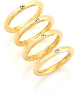 Neri Collection Stacking Ring Set