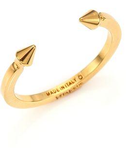 Super Ultra Mini Titan Ring/goldtone