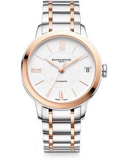 Classima 10269 Two-tone Bracelet Watch