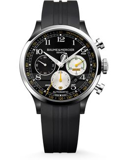 Capeland Shelby? Cobra 10281 Limited Edition Stainless Steel & Rubber Strap Watch