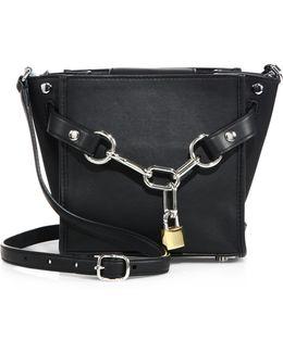 Mini Attica Leather Cross-Body Bag