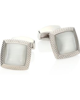 Optic Quadrato Cuff Links