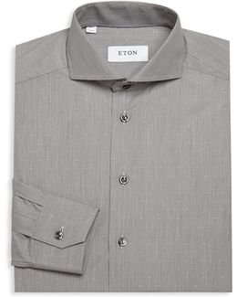 Regular Fit Textured Dress Shirt