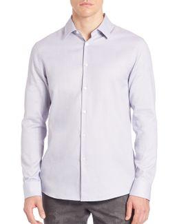 Micro Checkered Shirt