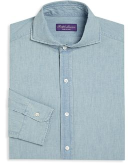 Purple Label Keaton Regular-fit Dress Shirt