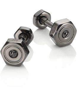 Nut & Bolt Cufflinks