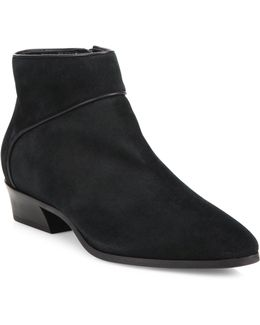 Francis Suede Ankle Boots