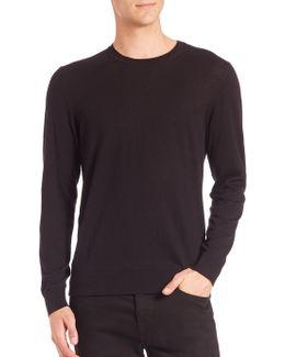 Richmond Core Cashmere Blend Sweater