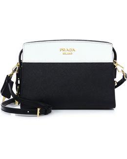 Esplanade Leather Shoulder Bag