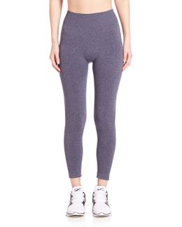 Irving Place Heathered Leggings
