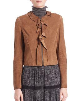 Tosca Suede Jacket